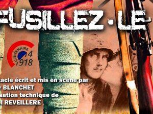 Interview «Fusillez-le!» sur RCF Vendée