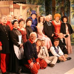 2013 - comédiens chapelais - le Bourgeon - Vendée - théâtre - association