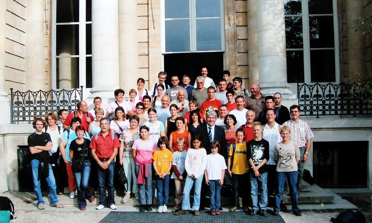 2006-Assemblé nationale - Paris - Comédiens Chapelais - Association - Dominique Caillaud