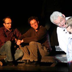 2008 - 30 ans - anniversaire - comédiens chapelais - François Blanchet - Franck Bruneau - Roger Blanchet - Antoine Boudaud
