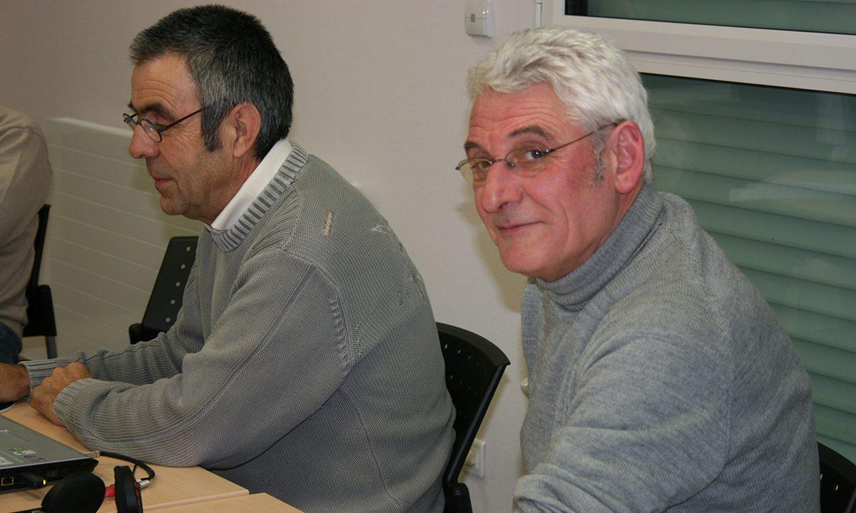 2009 - 30 ans - anniversaire - comédiens chapelais - Daniel Réveillère - Roger Blanchet