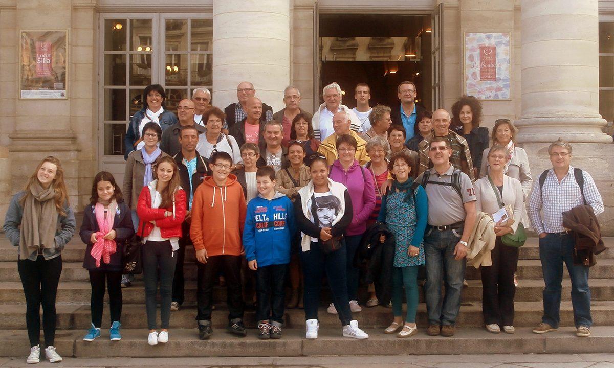 2006 - Comédiens Chapelais - association - Bordeaux - Grand théâtre -