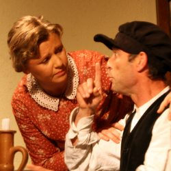 2015-Fusillez-le! comédiens chapelais -Sylvie Rabiller - Bruno Gadais