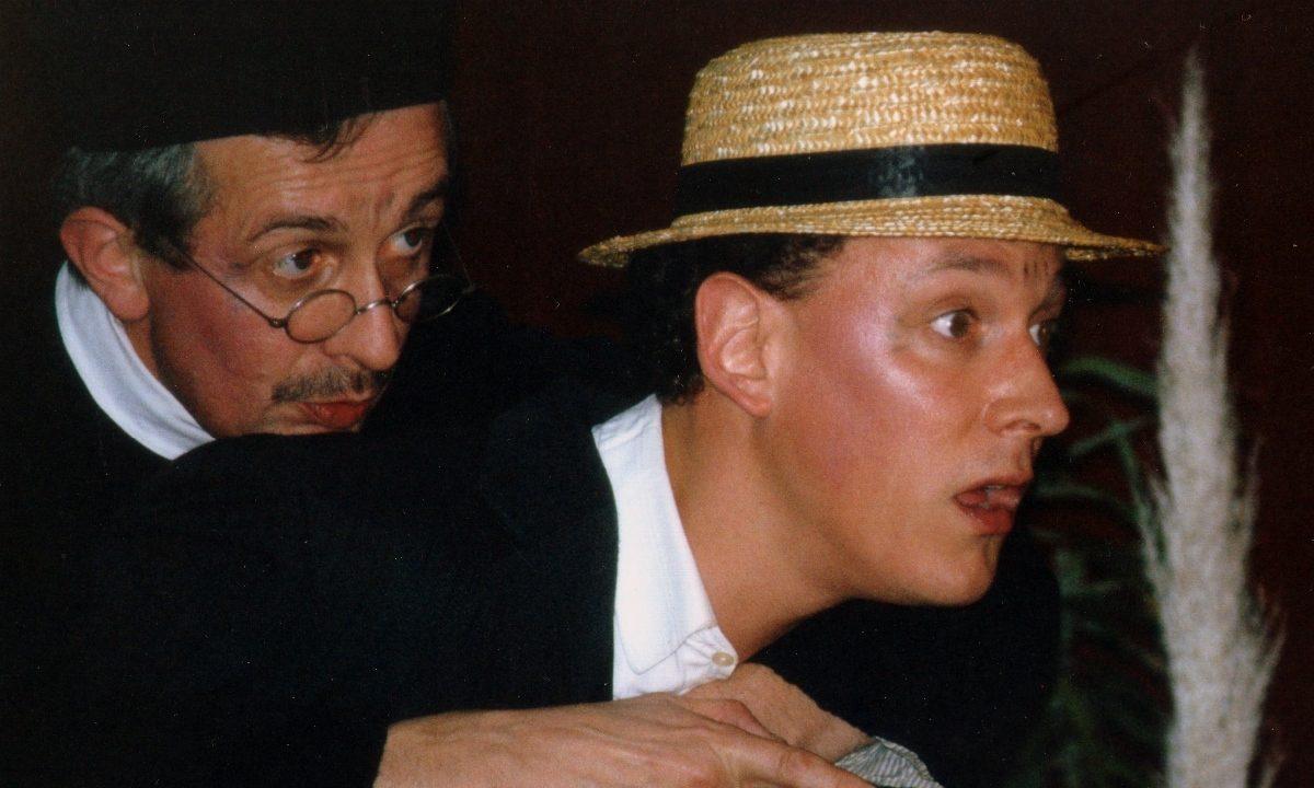 Les Comédiens Chapelais - La Femme du Boulanger - 2004 - Bruno Dubé - François Blanchet