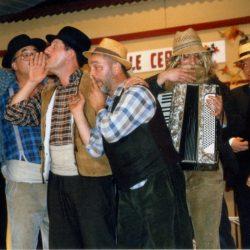 Les Comédiens Chapelais - La Femme du Boulanger - 2004 - Jacky Morabito - Fabrice Carlier - Yannick Caillonneau - Thierry Boursereau - Thomas Blanchet - François Blanchet - Luc Bouron