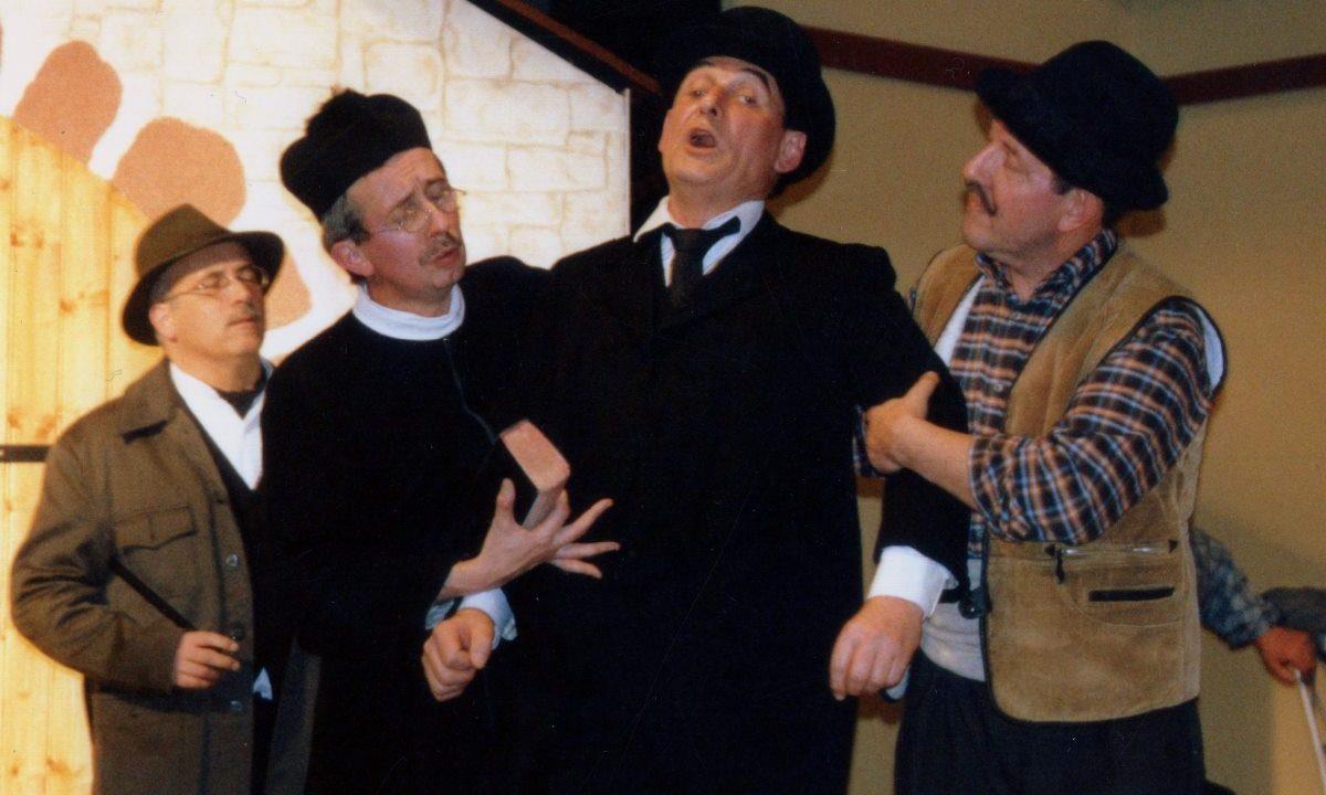 Les Comédiens Chapelais - La Femme du Boulanger - 2004 - Joseph Craipeau - Bruno Dubé - Roger Blanchet - Yannick Caillonneau