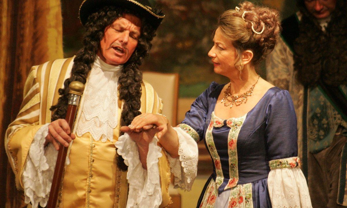 Les Comédiens Chapelais - Le Bossu - 2007 - Yannick Rabillier - Catherine Bruneau