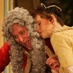 Les Comédiens Chapelais - Le Bossu - 2007 - François Blanchet - Sylvie Rabiller