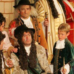 Les Comédiens Chapelais - Le Bossu - 2007 - Thierry Boursereau - Pierrette Rouillé - Christophe Boudaud - Antoine Boudaud - Luc Bouron