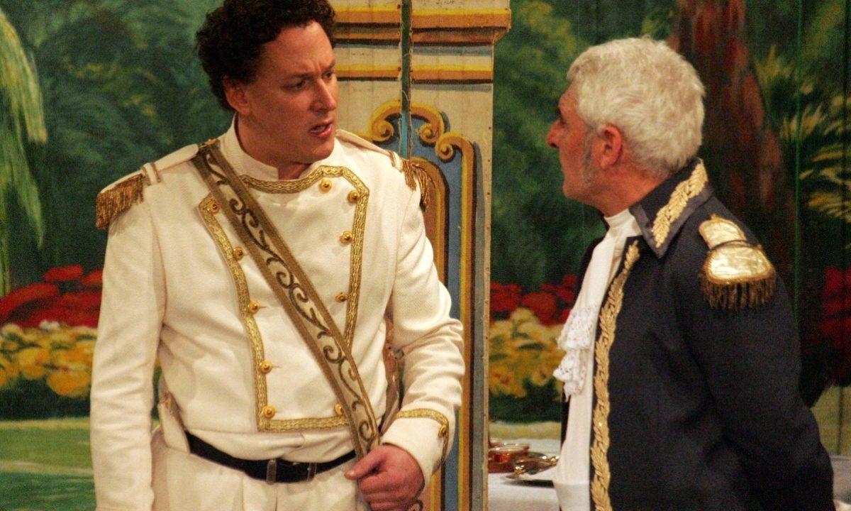 Les Comédiens Chapelais - Madame Sans Gêne - 2008 - François Blanchet - Roger Blanchet