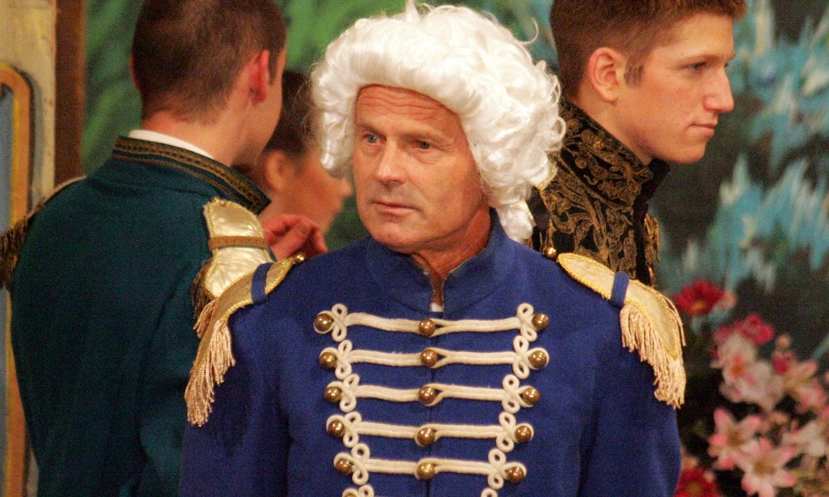 Les Comédiens Chapelais - Madame Sans Gêne - 2008 - Bertin Bruneau - Sylvain Penard