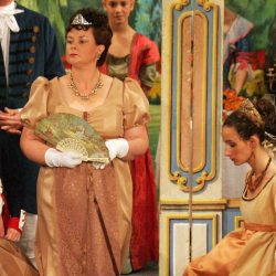Les Comédiens Chapelais - Madame Sans Gêne - 2008 - Valentin Bouron - Claudie Boudaud - Marion Blanchet - Sylvie Rabiller- Juliette Bouron