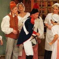Les Comédiens Chapelais - Madame Sans Gêne - 2008 - Manuella Chaigne - Sylvain Penard - Marion Blanchet - Bertin Bruneau - Catherine Bruneau - Sylvie Rabiller - Maryline Retail