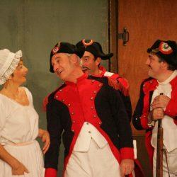 Les Comédiens Chapelais - Madame Sans Gêne - 2008 - Catherine Bruneau - Roger Blanchet - Bruno Gadais - Bernard Rouillé