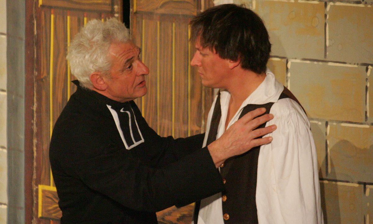 Les Comédiens Chapelais - Jacquou le Croquant - 2009 - Roger Blanchet - François Blanchet