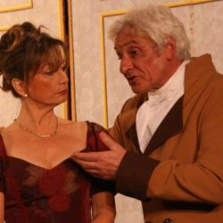 Les Comédiens Chapelais - Le comte de Monte-Cristo - 2012 - Catherien Bruneau - Roger Blanchet