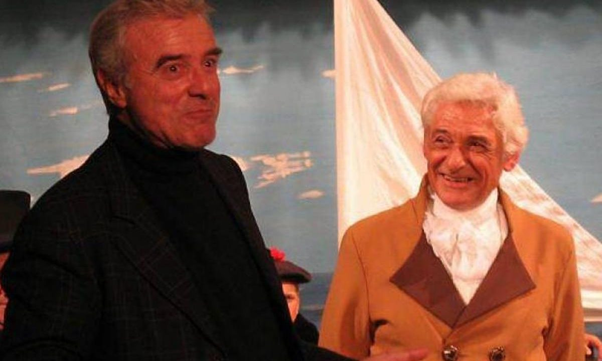 Les Comédiens Chapelais - Le Comte de Monte-Cristo - 2012 - Roger Blanchet - Jean Dalric - Comédie Française