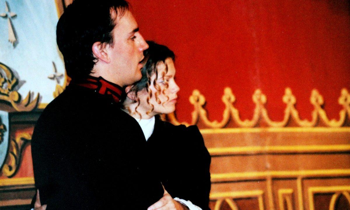 Les Comédiens Chapelais - Michel Strogoff - 2001 - David Praud - Hélène Bruneau