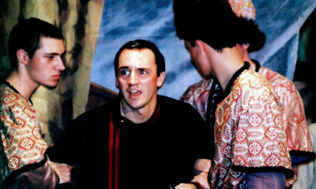 Les Comédiens Chapelais - Michel Strogoff - 2001 - David Praud - Thomas Blanchet - Aurélien Gaudin